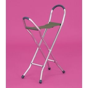 Deluxe Folding Stick Seat