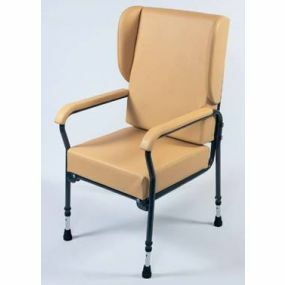Economy High Back Chair with Wings