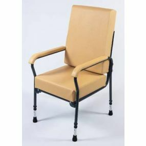 Economy High Back Chair