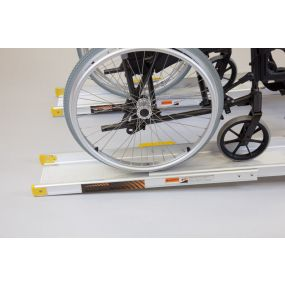 Economy Telescopic Wheelchair Channel Ramps - 2.1m