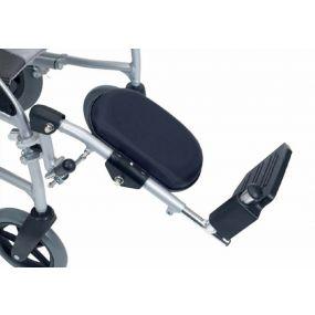 Elevating Leg Rest For Ultra Lightweight Aluminium Transit Wheelchair - Left