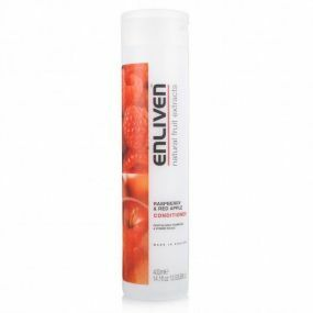 Enliven Fruit Conditioner Raspberry & Red Apple 400ml