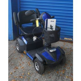 Drive Envoy 4 Mobility Scooter - Blue **Used**