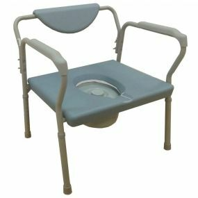 Extra Wide Bariatric Commode