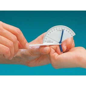 Finger-Toe Goniometer - Loose Fitting Hinge