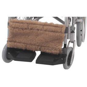 Pure New Wool Wheelchair Calf Strap
