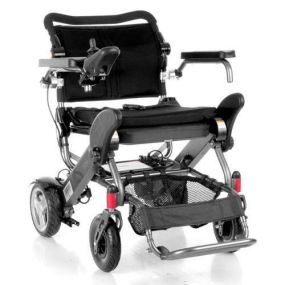 Foldalite Folding Electric Wheelchair