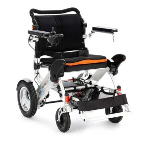 Foldalite Trekker Folding Electric Wheelchair