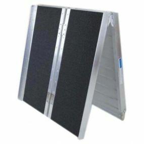 Folding Suitcase Ramp - 10 ft