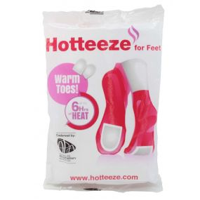 Hotteeze Foot Warmers - 5 Pairs