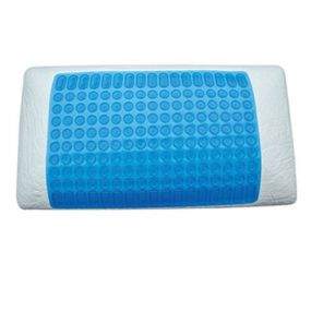 Gel Pillow with Cooling Pad