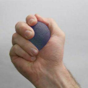 Gel Ball Hand Exerciser - Blue (Soft)