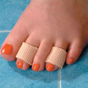 Gel Lined Toe Protection