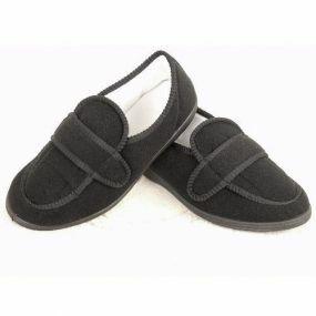 George Comfort Shoe For Men Size 6 (Navy)