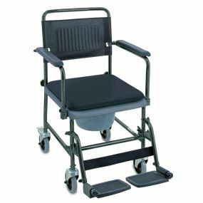 Invacare - Glideabout Wheeled Commode (4 Brakes)