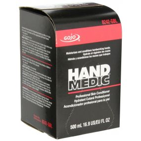 GoJo Hand Medic Skin Conditioner - 500ml Refill