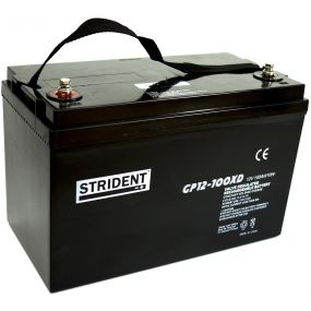 Strident Mobility Battery AGM - 12V 100AH