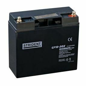 Strident Mobility Battery AGM - 12V 22AH