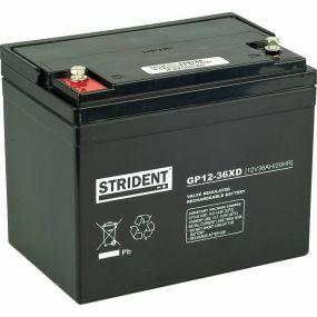 Strident Mobility Battery AGM - 12V 36AH