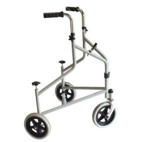 Adjustable Three Wheeled Walker