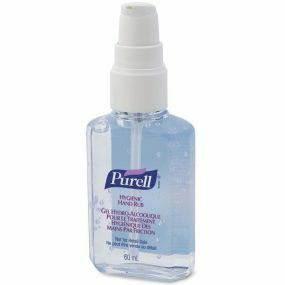 Purell Hygienic Hand Rub - 60ml Personal Pump Bottle