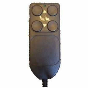 4 Button Handset (27559)