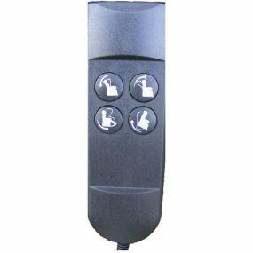 4 Button Handset 5 Pin