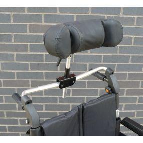 Universal Wheelchair Headrest