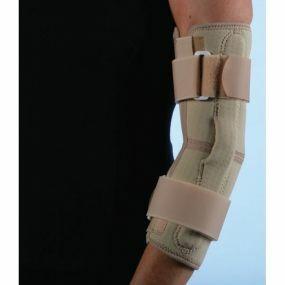 Hinged Elbow Sleeve - Medium