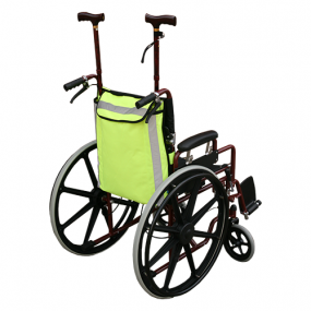 High Visibility Wheelchair / Scooter Safety Bag