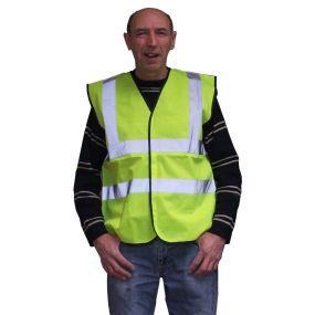 Hi-Visibility Jacket - Small