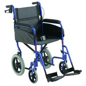 Alu Lite Lightweight Wheelchair- 18