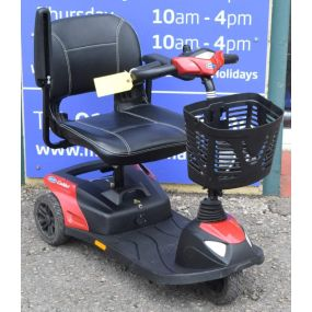 2016 Invacare Colibri 3 Wheel Mobility Scooter **Used**