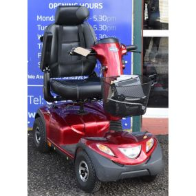 **Used** Invacare Comet Red **Used**