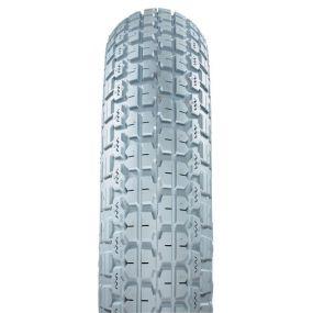 Impac - Pneumatic Grey Tyre (Block IS312) - 350 X 10