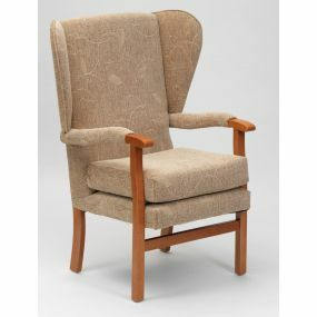 Jubilee High Seat Chair - Biscuit