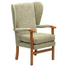 Jubilee High Seat Chair - Sage