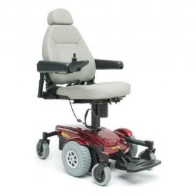 Pride Jazzy 6 Select Power Chair
