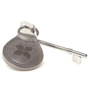 Leather Key Fob & Radar Key - Verve Umber