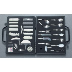 Kings Modular Cutlery Assessment Kit (33 Pieces)