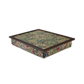 Lap Tray - William Morris Golden Lily