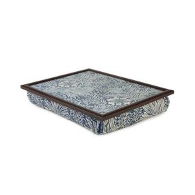 Lap Tray - William Morris Marigold Indigo