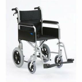 Lightweight Aluminum Transit Wheelchair
