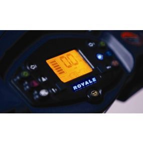 The Royale Mobility Scooter - LCD Display