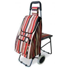 Leisure Trolley with Seat