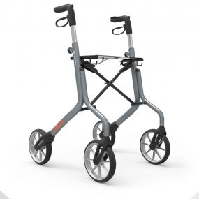 Lets Move Rollator - Grey