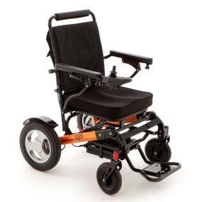 Ezi-Fold Lightweight Electric Wheelchair