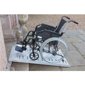 Lightweight Non-Folding Mobility Ramp - 3ft
