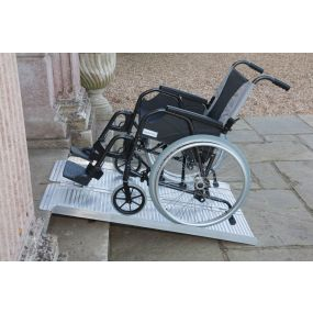 Folding Wheelchair Ramp - 4ft