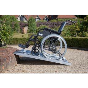 Folding Wheelchair Ramp - 8ft